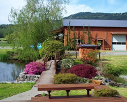 Event Barn - Outside